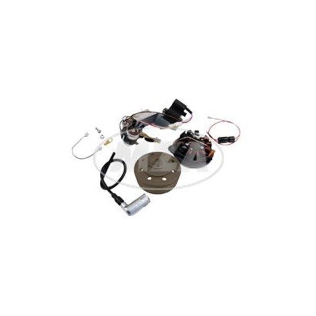 Umrüstsatz Zündanlage VAPE (M-G-V) für KR51/1, KR51/2 auf 12V 35/35W - ohne Zubehör