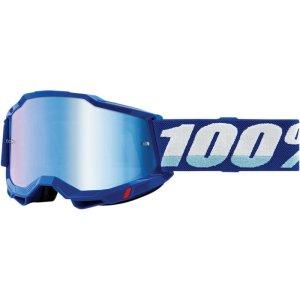 MX Brille Accuri 2 Blue verspiegelt blau