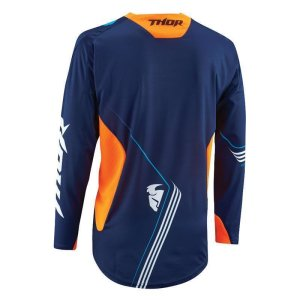Jersey Thor Core S15 Bend navy/fluoreszierend orange Gr. M