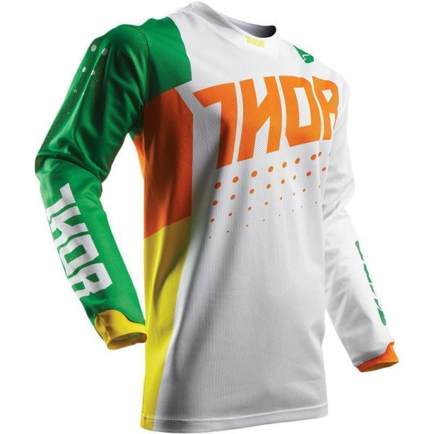 Jersey Thor Pulse Air Aktiv S17 cactus Gr. S