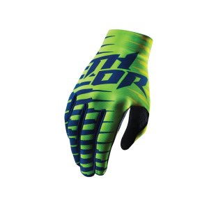 Handschuhe Thor Void Plus Rift lime