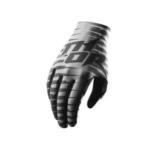 Handschuhe Thor Void Plus Rift grau