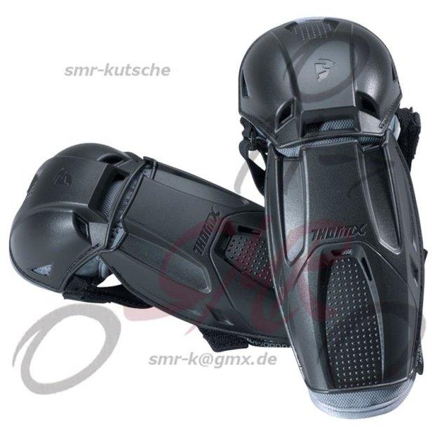 Ellenbogenschützer Thor Quadrant schwarz